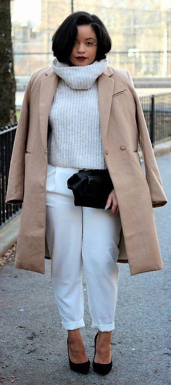 Big Sweaters & Bigger Scarves – Fall'15