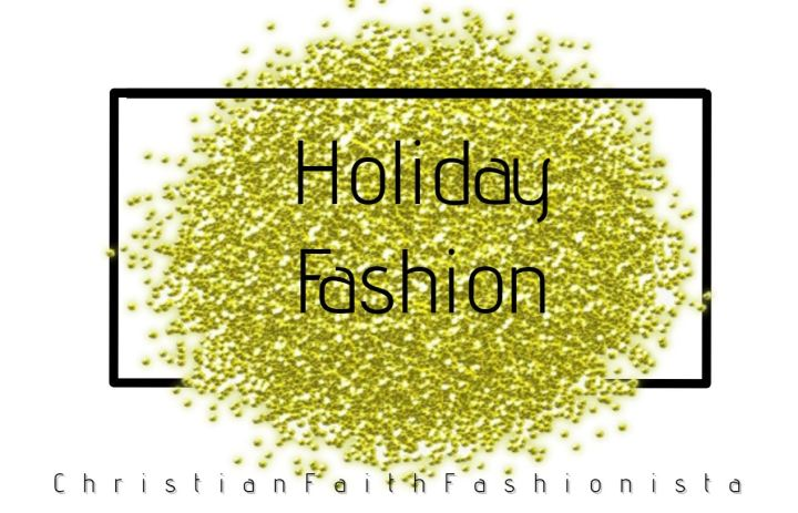 Holiday Fashion Logo